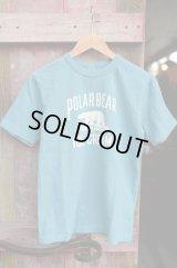 【 UES Tシャツ POLAR BEAR (ブルー)】