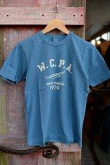 【 UES Tシャツ W.C.P.A.  (ブルー)】