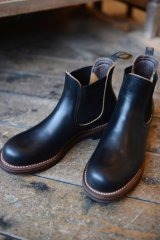 【ROLLING DUB TRIO SIDE GORE BOOTS STAN (OIL BLACK)】