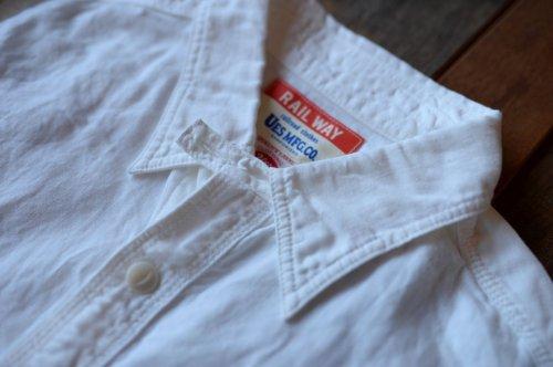 他の写真2: 【UES ワークシャツ(ホワイト)】