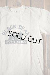 【 UES Tシャツ  BLACK BEAR(オフホワイト)】