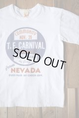 【BARNS プリントTシャツ(FROM NEVADA)】